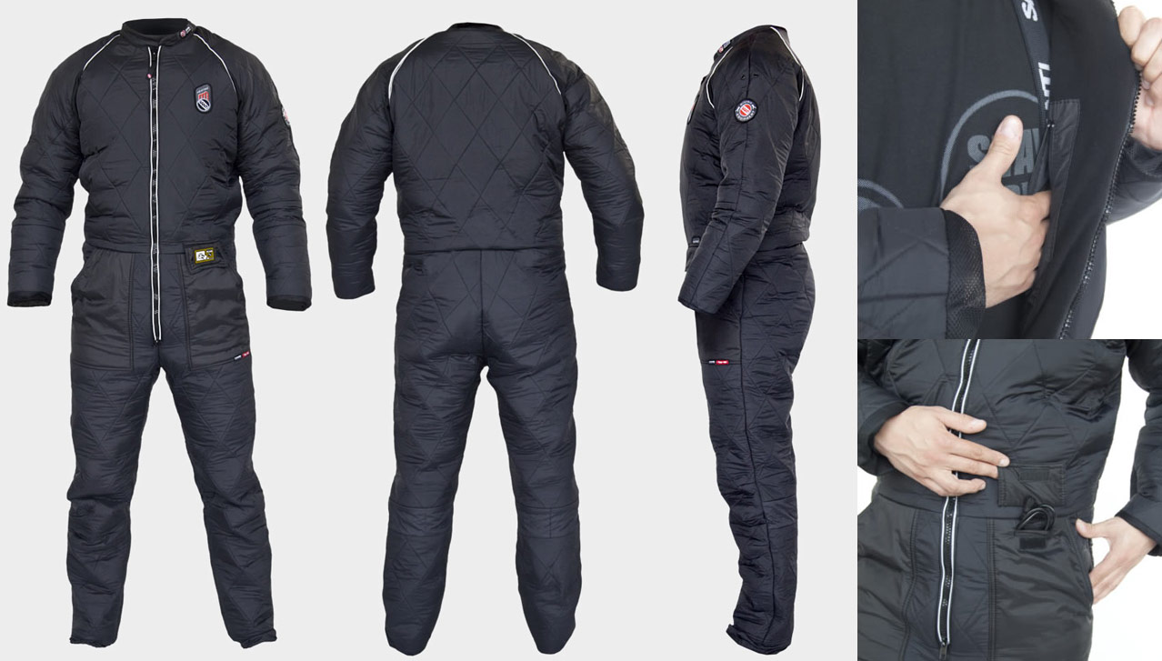 Santi Heated Extreme 400 Undersuit
